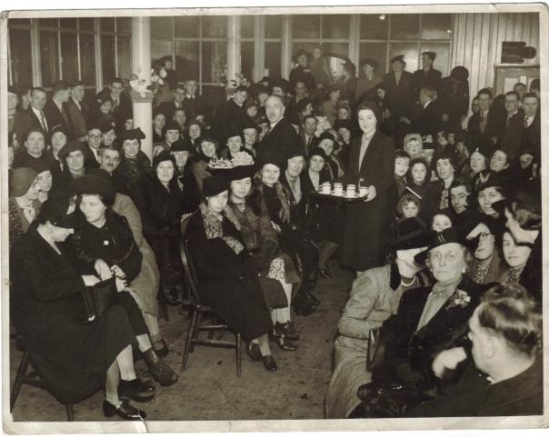 040 Channel  Island Soc first meeting, Stockport Reform club